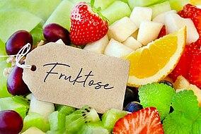 Verschiedene Obstsorten, die Fruktose enthalten.