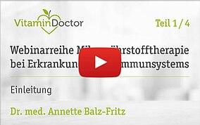 Webinarreihe Immunsystem Teil 1