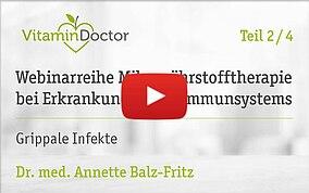 Webinarreihe Immunsystem Teil 2