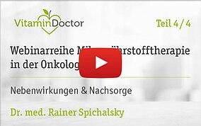 Webinarreihe Onkologie Teil 4