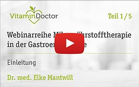 Webinarreihe Gastroenterologie Teil 1