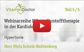 Webinarreihe Kardiologie Teil 5
