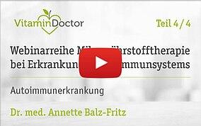 Webinarreihe Immunsystem Teil 4