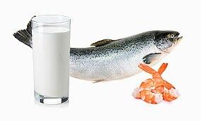 Alimenti contenenti MSM