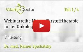 Webinarreihe Onkologie Teil 1