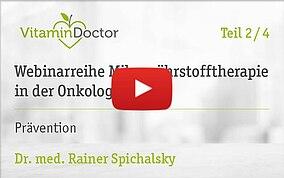 Webinarreihe Onkologie Teil 2