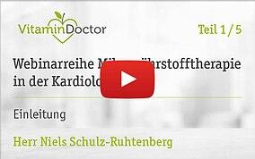 Webinarreihe Kardiologie Teil 1