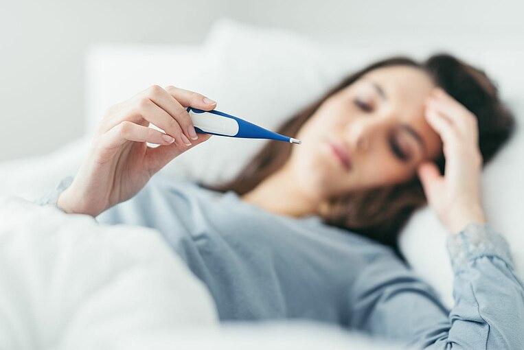 Pfeiffersches Drüsenfieber schneller heilen