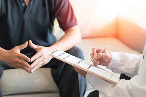 Levomecitin a prostatitis alatt