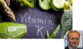 Gemüse, das Vitamin K enthält